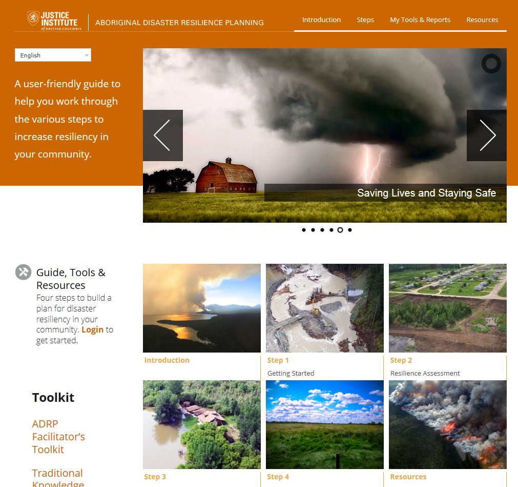ADRP-website